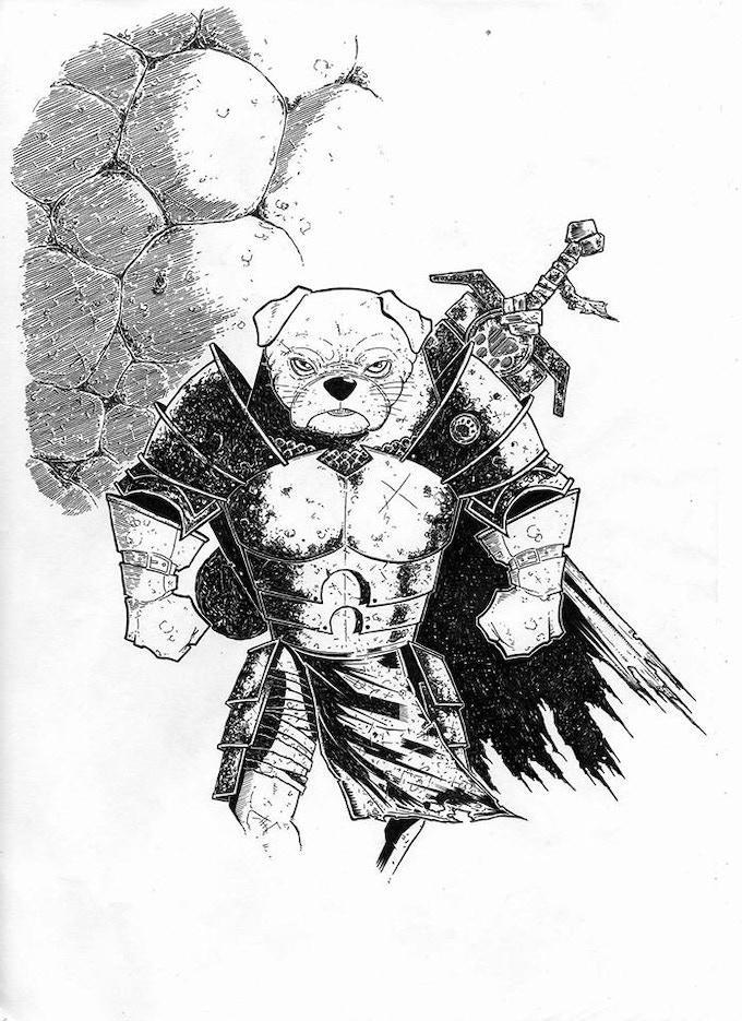 Brutal Titan!