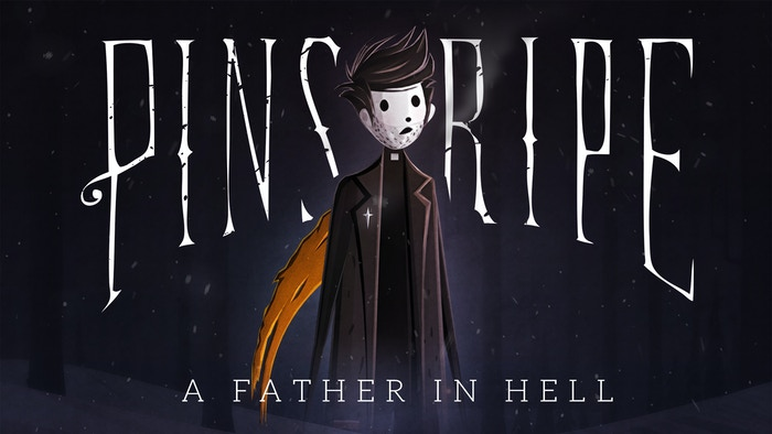 A bizarre and beautiful 2D adventure about a minister in Hell made by a one-