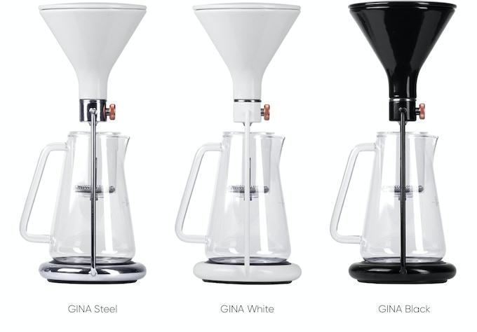 Gina Smart Coffee Instrument By Goat Story By Anze Miklavec Kickstarter
