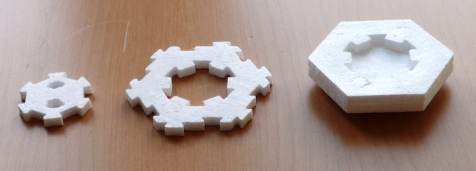Hexes that can be made with the Base Maker reward