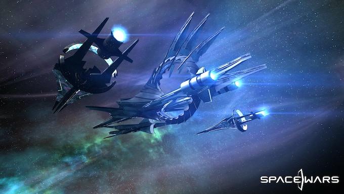 Screenshot of Ma'Alaketh ships