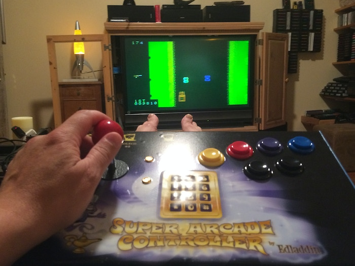 Super Arcade Controllers and Adapters for ColecoVision by