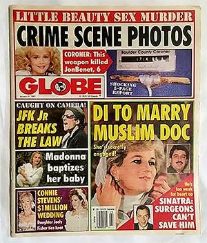 Banned Globe Magazine