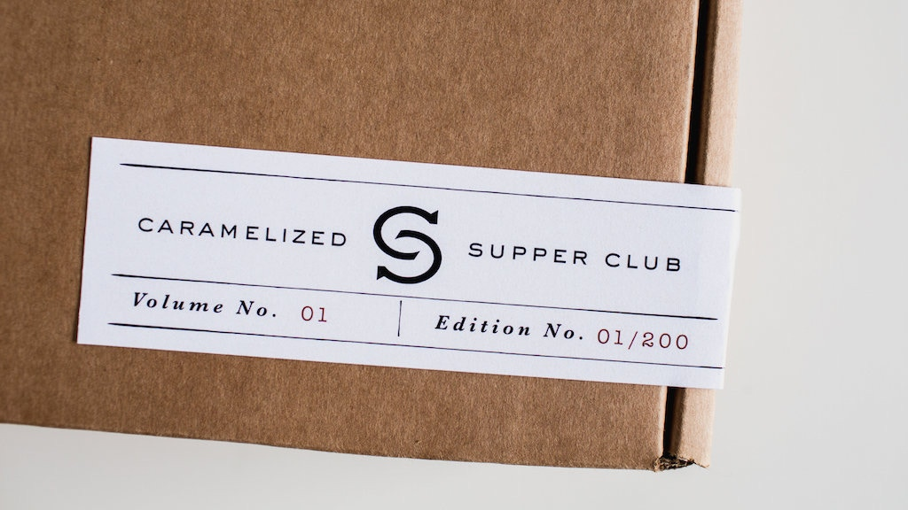 Caramelized Supper Club project video thumbnail