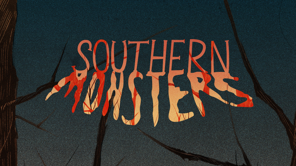 Southern Monsters project video thumbnail