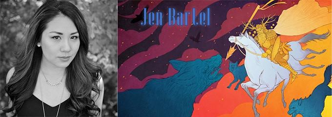 Jen Bartel (Jem and the Holograms)