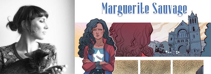 Marguerite Sauvage (DC Bombshells)