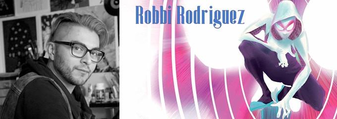 Robbi Rodriguez (Spider Gwen)