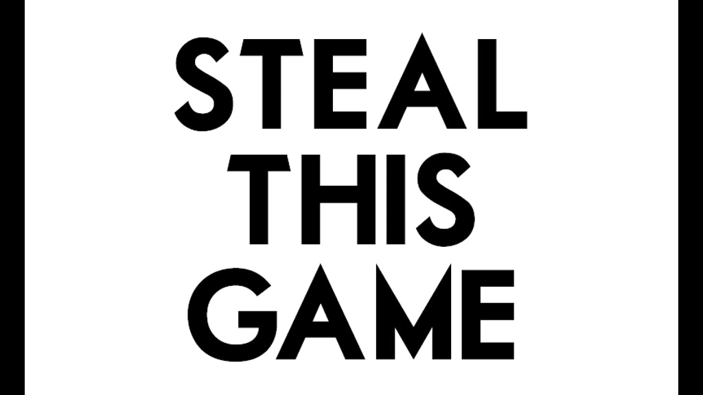 Steal This Game miniatura de video del proyecto