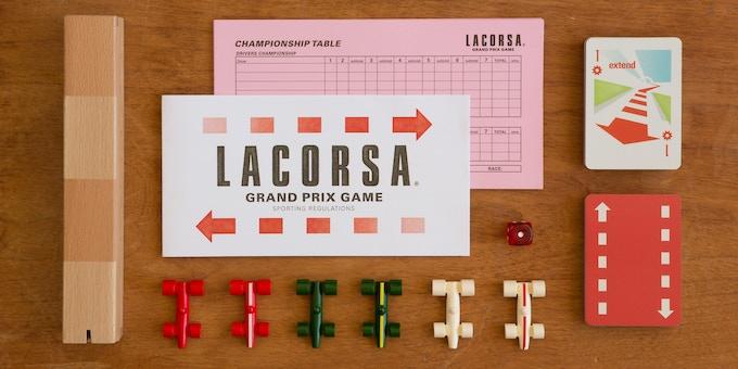 LACORSA Components