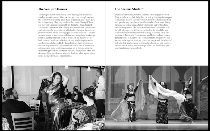 Chapter 6 - Becoming a Belly Dancer