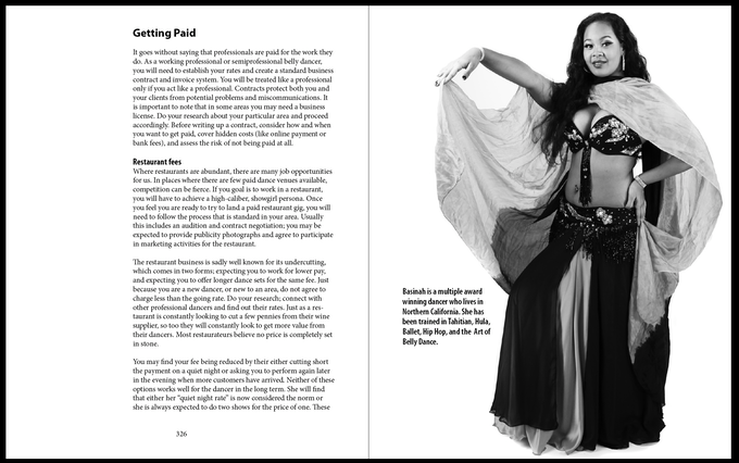 Chapter 9 - Becoming a Belly Dancer