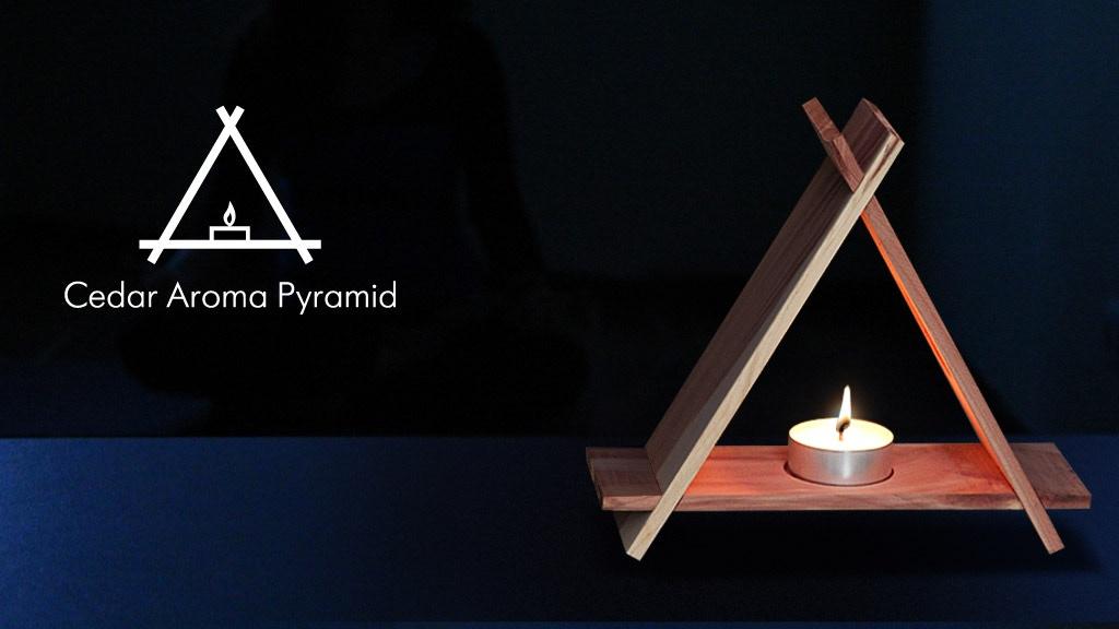 Cedar Aroma Pyramid project video thumbnail