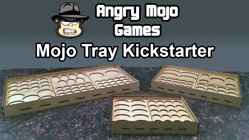 Mojo Tray System: Modular Transport in Style project video thumbnail