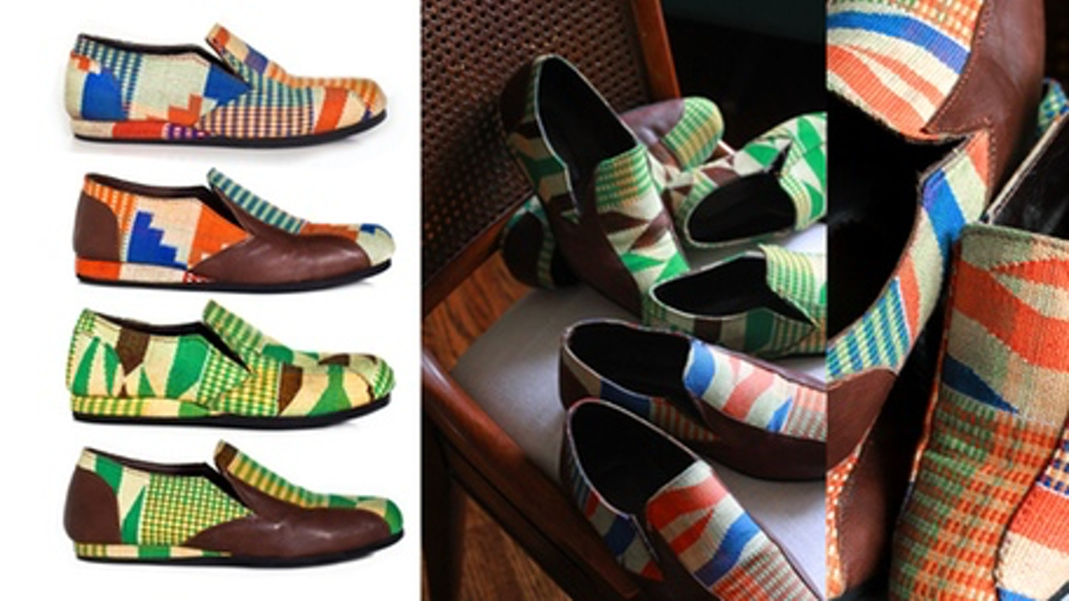 5c88b11593126 Kwame Baah | Exquisite Handcrafted footwear from Ghana by George ...