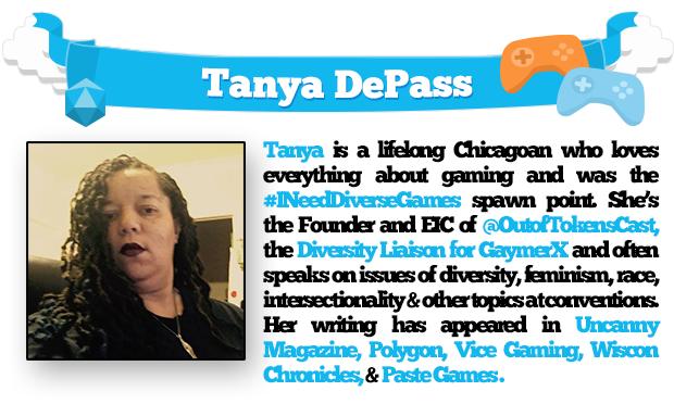 Tanya DePass