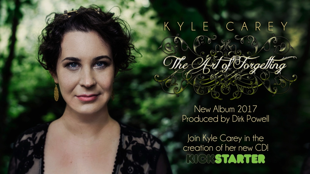 'The Art of Forgetting' - Kyle Carey's New Album project video thumbnail