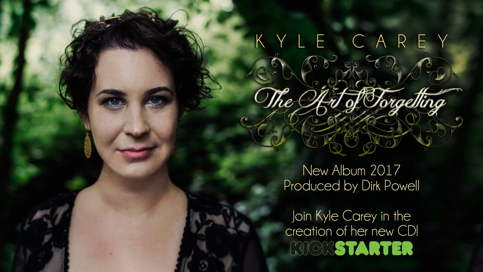 'Gaelic Americana' singer-songwriter Kyle Carey is making a new album! Will you join her on the journey?