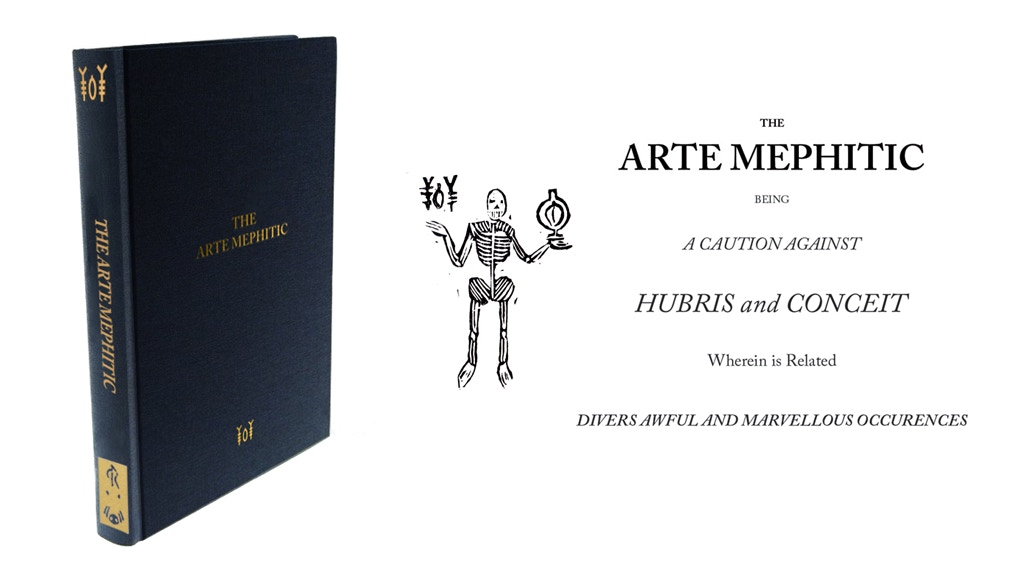 The Arte Mephitic project video thumbnail