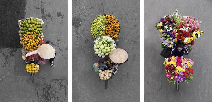 vendors in Hanoi  by Loes Heerink #artpeople