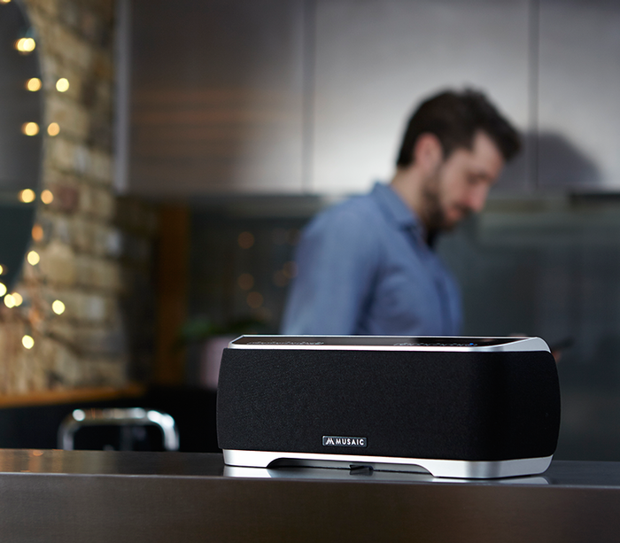 The First Smart HiFi™. Enjoy your music in every room in exceptional, hi-res sound quality. Integrate smart lighting and IFTTT to create a fully connected smart home. Available now! Visit our website to find out more.