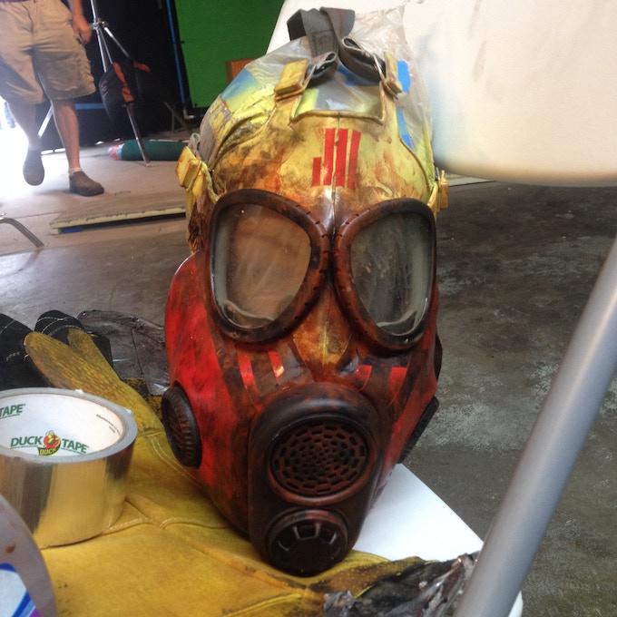 James' Gas Mask