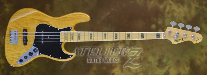Atelier Z Jerry Barnes Signature Model