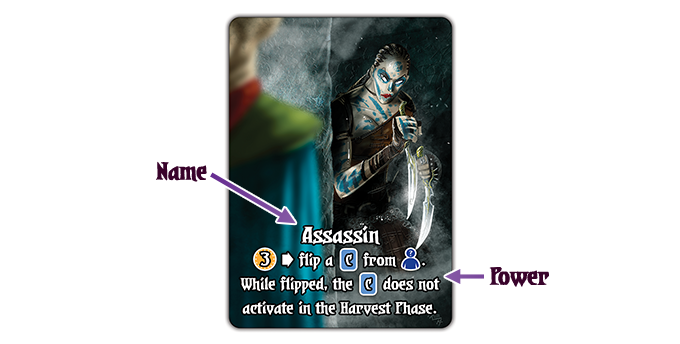 Agent Card Anatomy - New Mechanic!