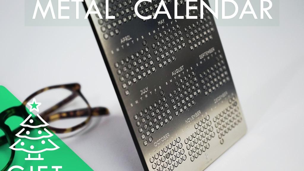 365 Calendar by Poligon project video thumbnail