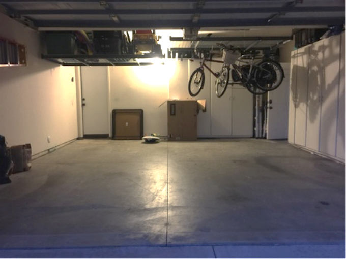 Declutter your garage! FREE Bicycle hooks for the first 15 orders