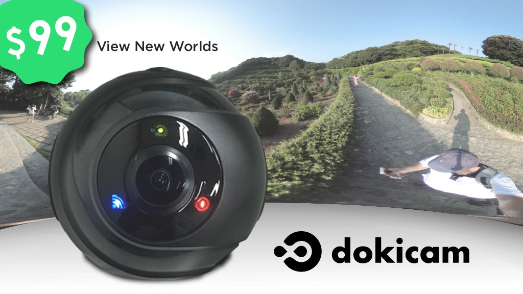 DOKICAM: View New Worlds project video thumbnail