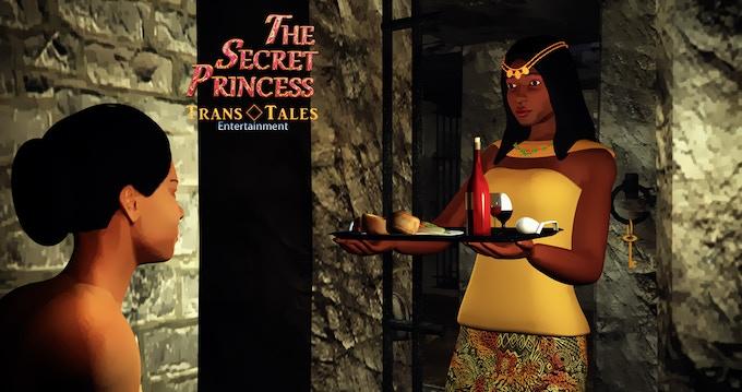 The Secret Princess