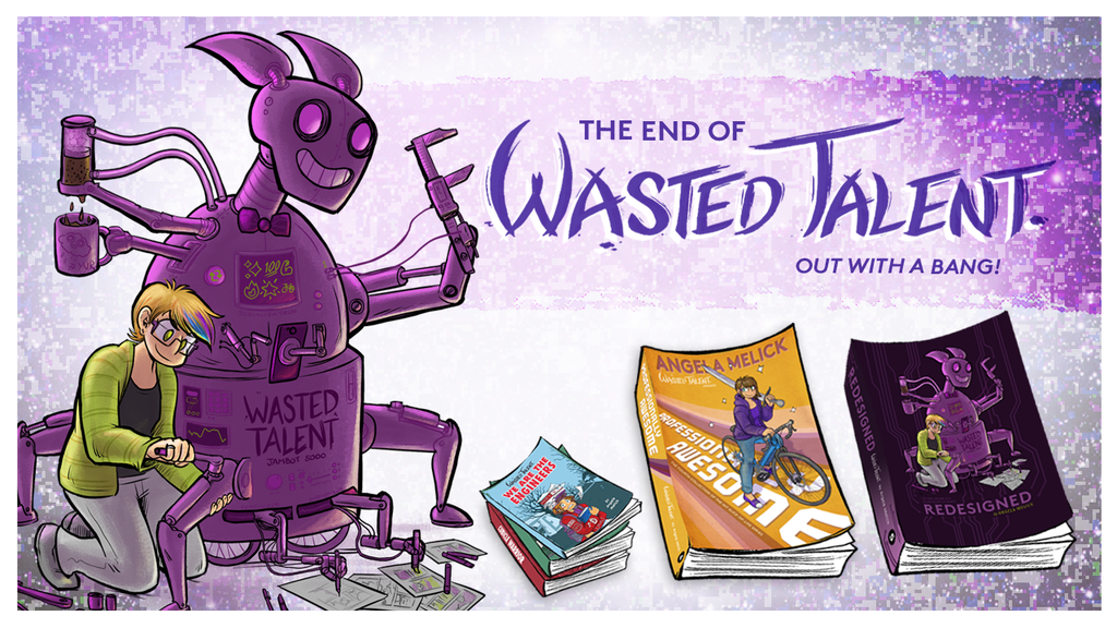 Wasted Talent: Comics by an Engineer! project video thumbnail