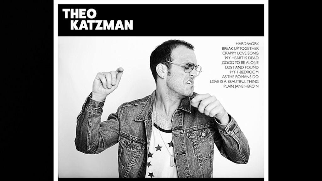 Heartbreak Hits – Theo Katzman's Second LP project video thumbnail