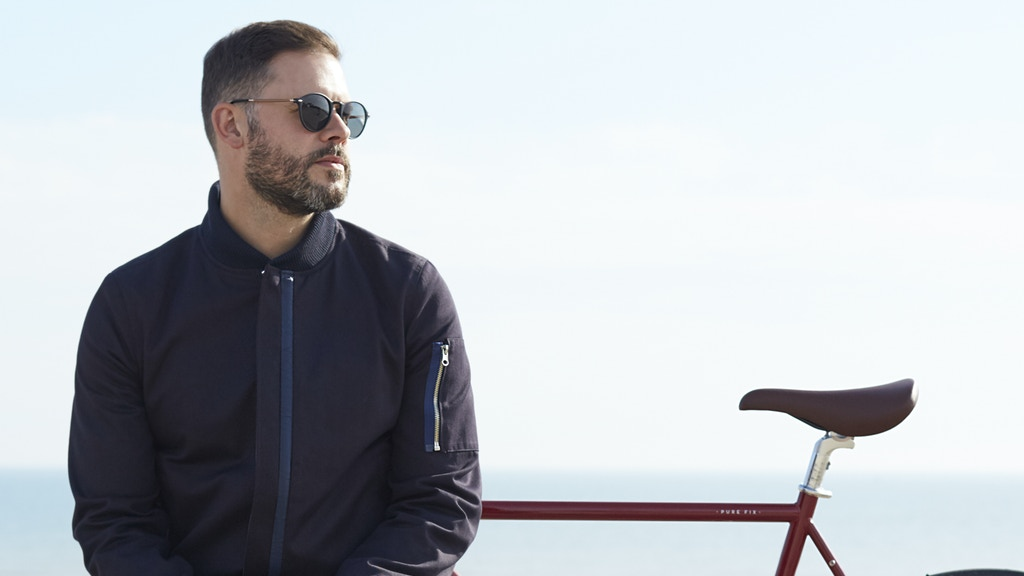 LUMO: The world's finest urban cycling jacket with lights project video thumbnail