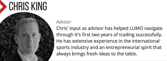 See Chris's LinkedIn profile