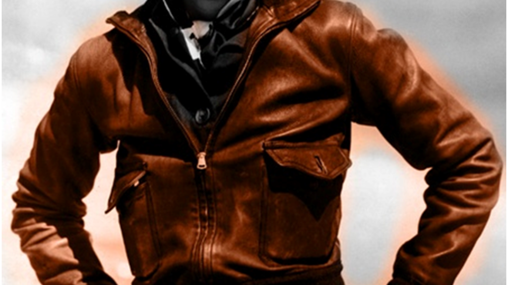 Project image for Amelia Earhart Flight Jacket