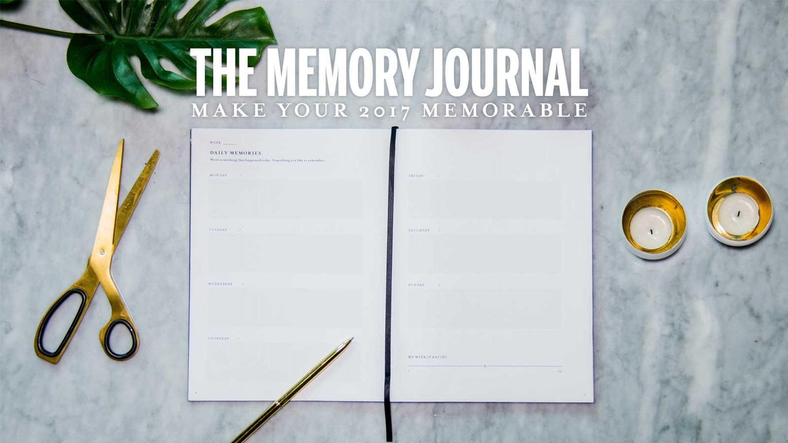 the memory journal make your days memorable by egotist mondial kickstarter. Black Bedroom Furniture Sets. Home Design Ideas