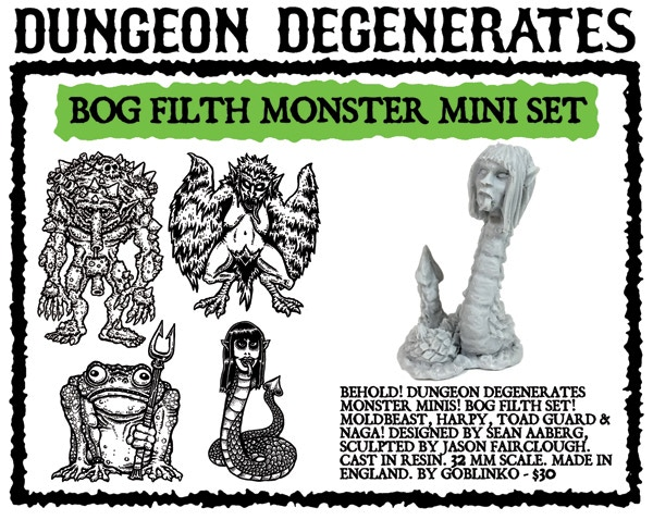 DUNGEON DEGENERATES - HAND OF DOOM Fantasy Board Game by