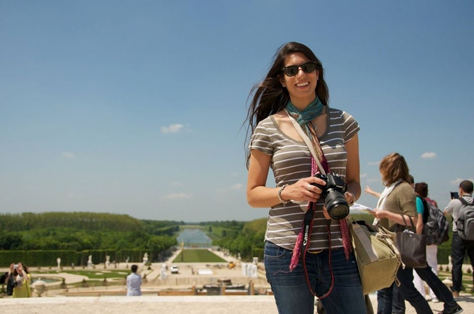 Director/Writer Nicole Donadio