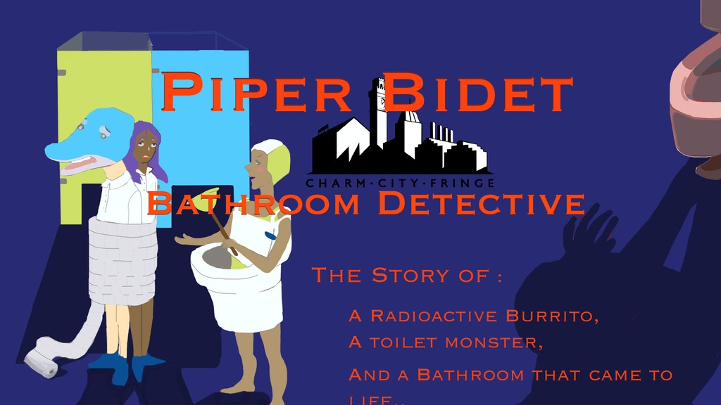 Piper Bidet: Bathroom Detective project video thumbnail