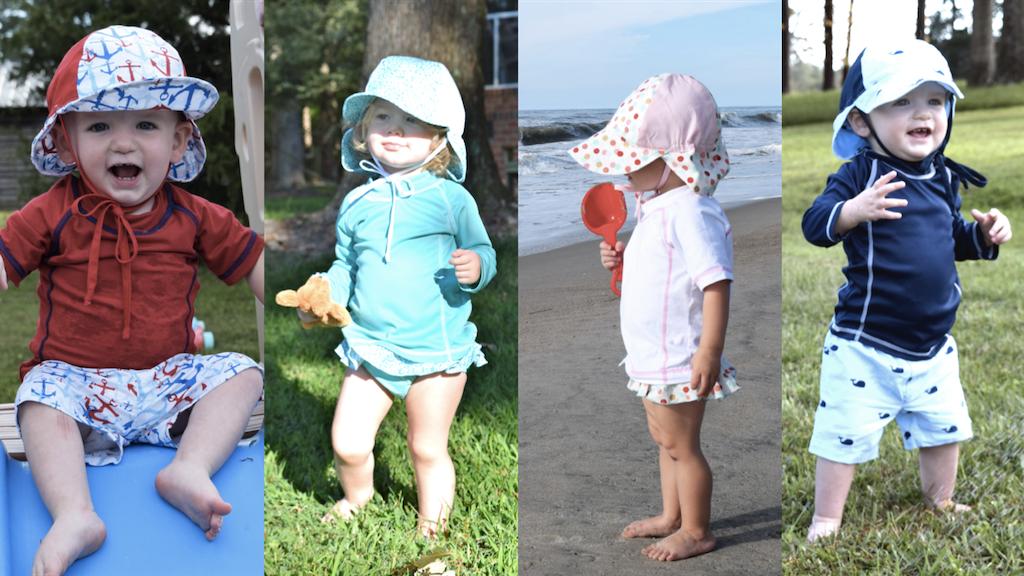brimsuits - Sensible Sun Protection for Little Explorers! project video thumbnail