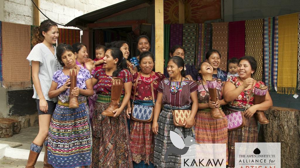 Kakaw Designs: Increasing Social Impact project video thumbnail