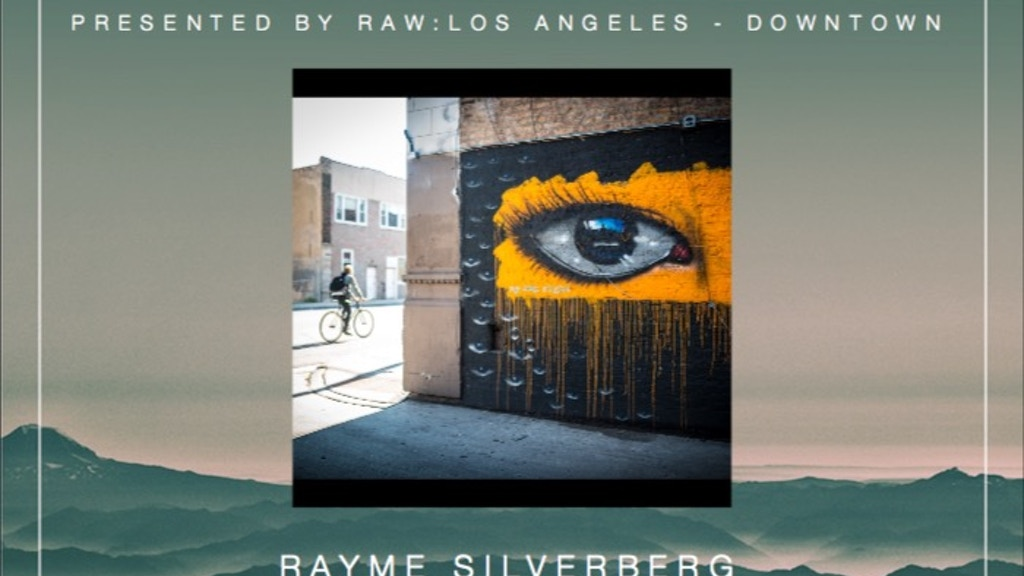 Rayme's 1st EVER Photo Exhibition project video thumbnail