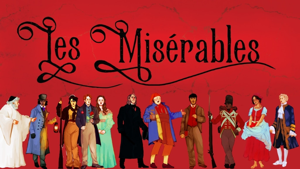 Les Miserables - Eve of Rebellion project video thumbnail