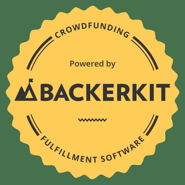 Fulfillment surveys will be sent through BackerKit