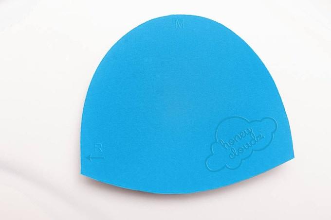 Moisture Wicking Signature Blue Underneath