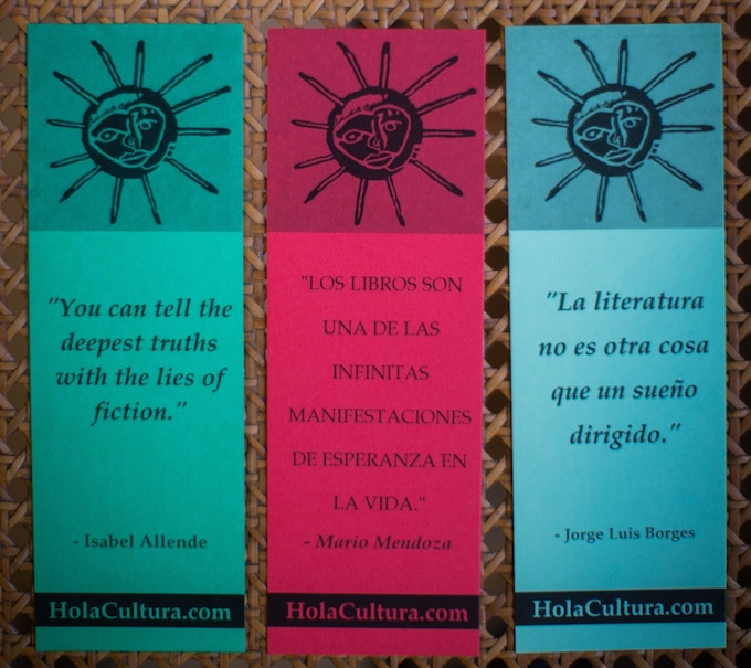 Here are three of our popular bookmarks!