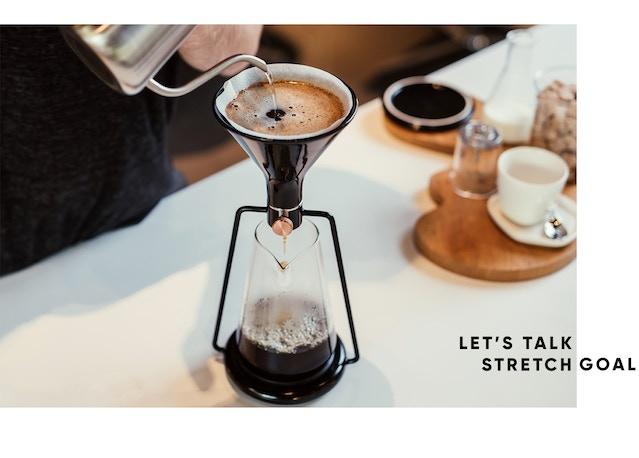 bodum santos electric vacuum coffee maker 12 cup