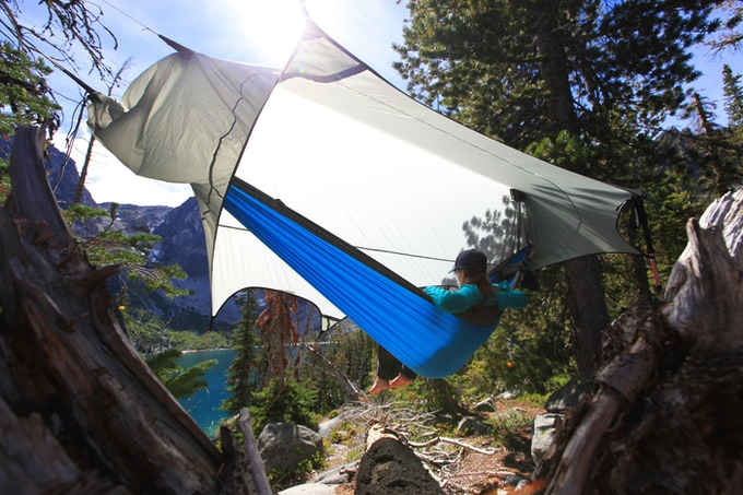 StratosFly™ | External Protection from Rain, Wind, and Sun